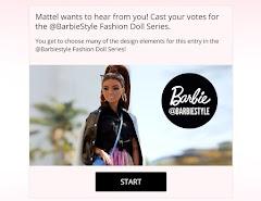Шарнирная кукла Barbie Style Fashion Winter Doll: как проголосовать за образ Барби