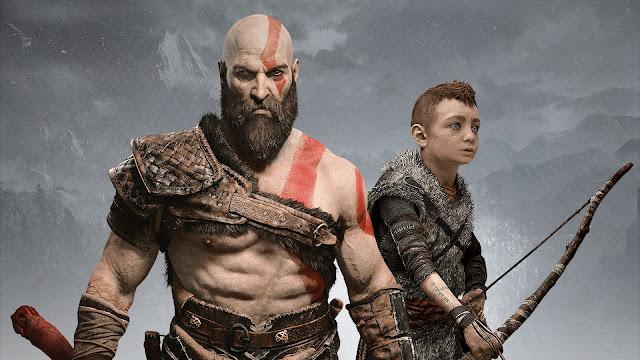 رسوميات مدهشة جدًا في لعبة God of War