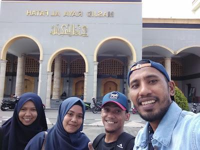 Silaturahim Singkat di Negeri Tulehu, Ambon