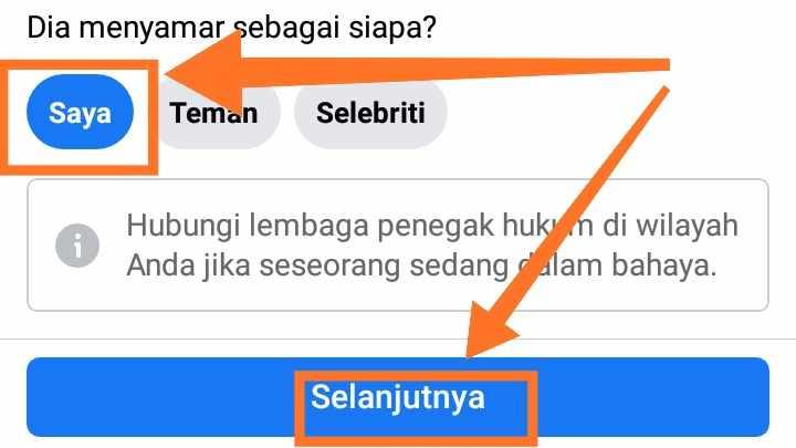 Cara menonaktifkan facebook tapi lupa email