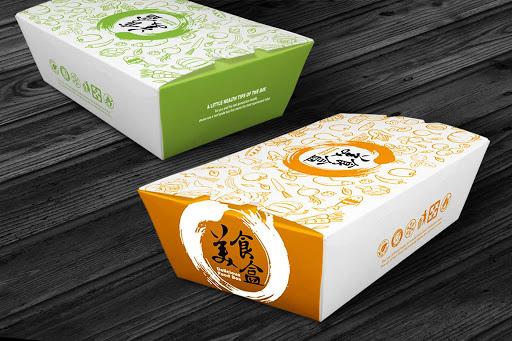 Kotak Kemasan Makanan Berat
