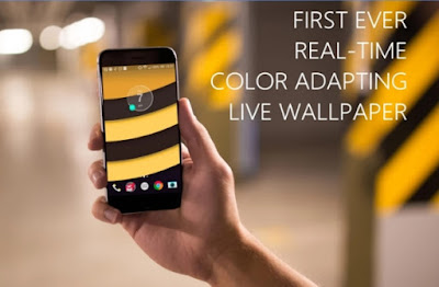 Download Chameleon Color Adapting LWP v1.5 Apk Premium Gratis