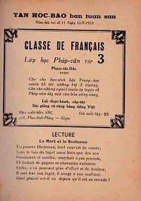 Lớp Học Pháp Văn Tập 3 - Phạm Tất Đắc