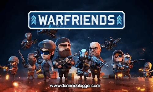 Juego WarFriends para Android