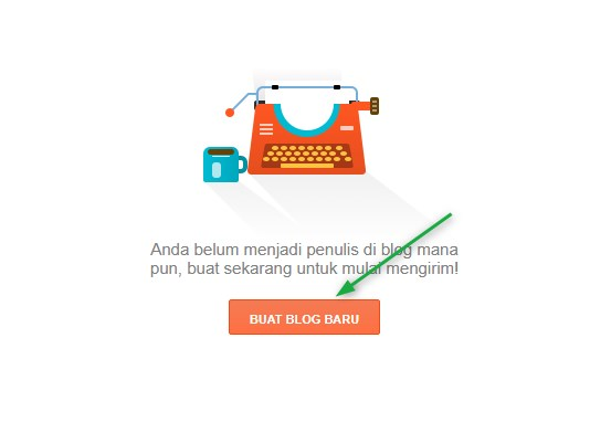 Tutorial Blogger,blog,baru,membuat