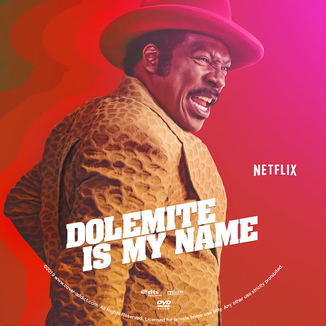 Dolemite Is My Name DVD Cover