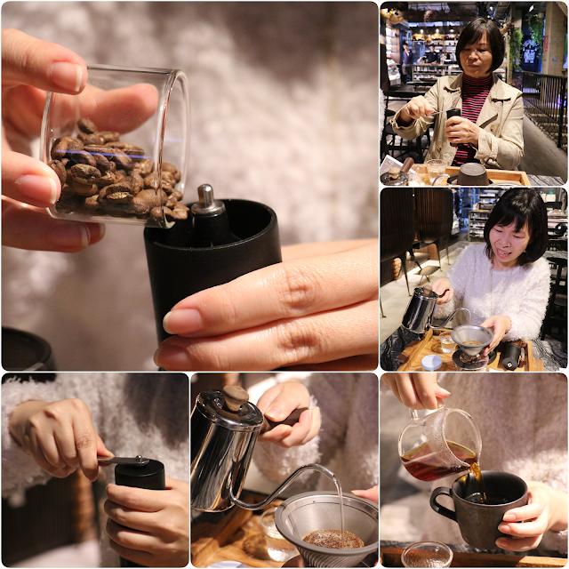 燧人炊事手沖咖啡DIY體驗