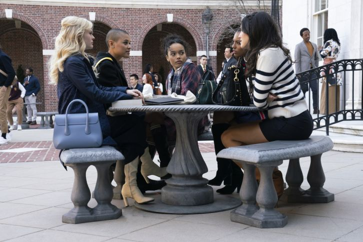 Gossip Girl - Episode 1.05 - Hope Sinks - Promo, Promotional Photos + Press Release