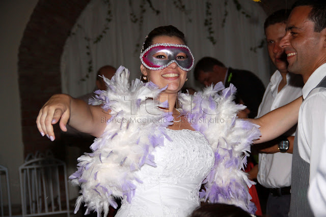 fotos de festa de casamento