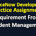 ServiceNow Development Training  Practice Assignment Task (IM)