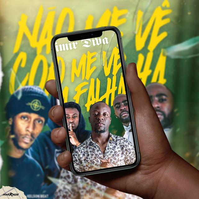 Vladmir Diva Feat. Parrudo, Mané Galinha & Enock - Não Me Vê Com Falha (Afro Trap) [Download]