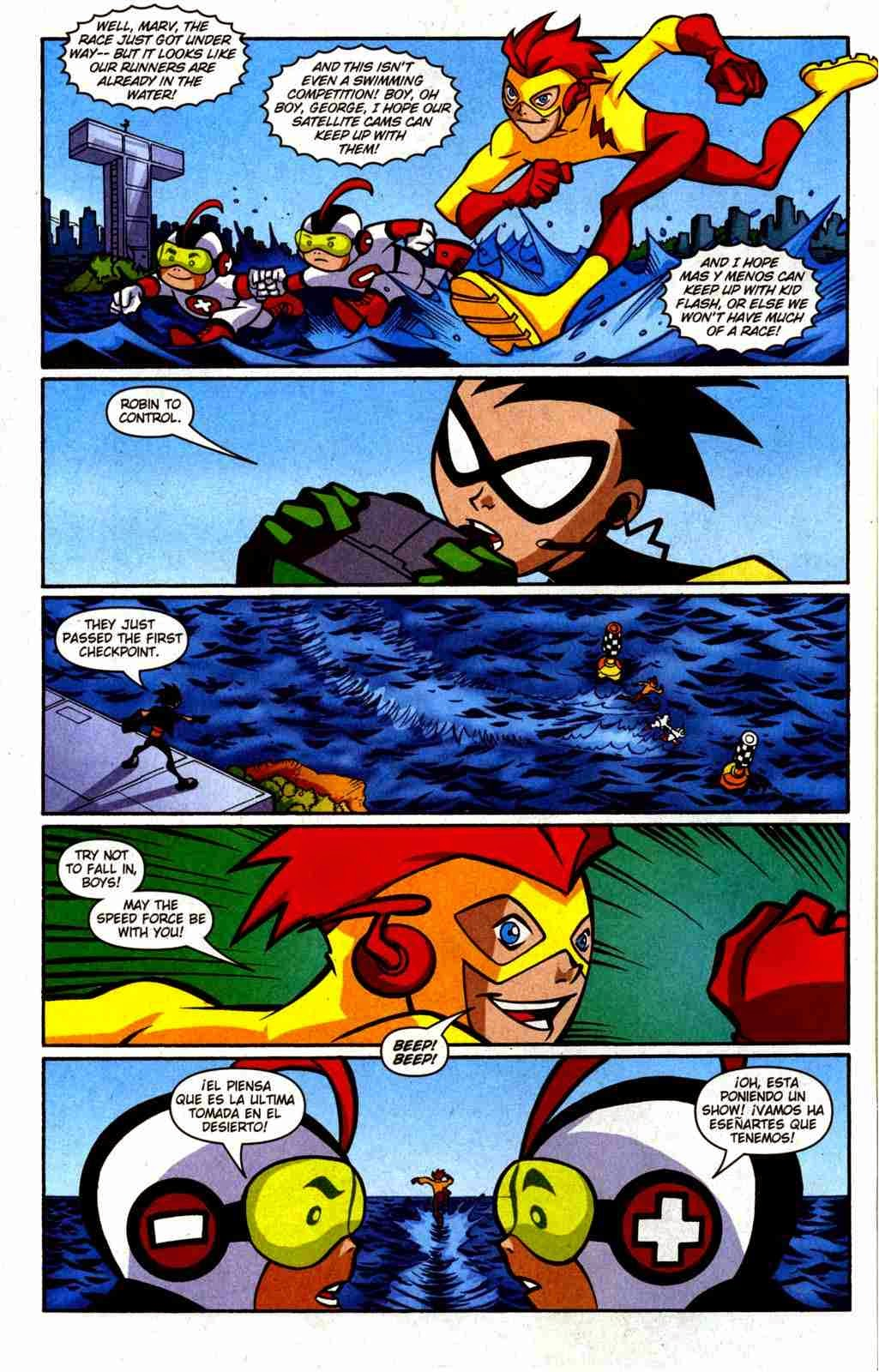 Teen Titans Go Issue