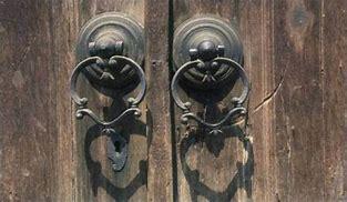 kapı tokmakları
