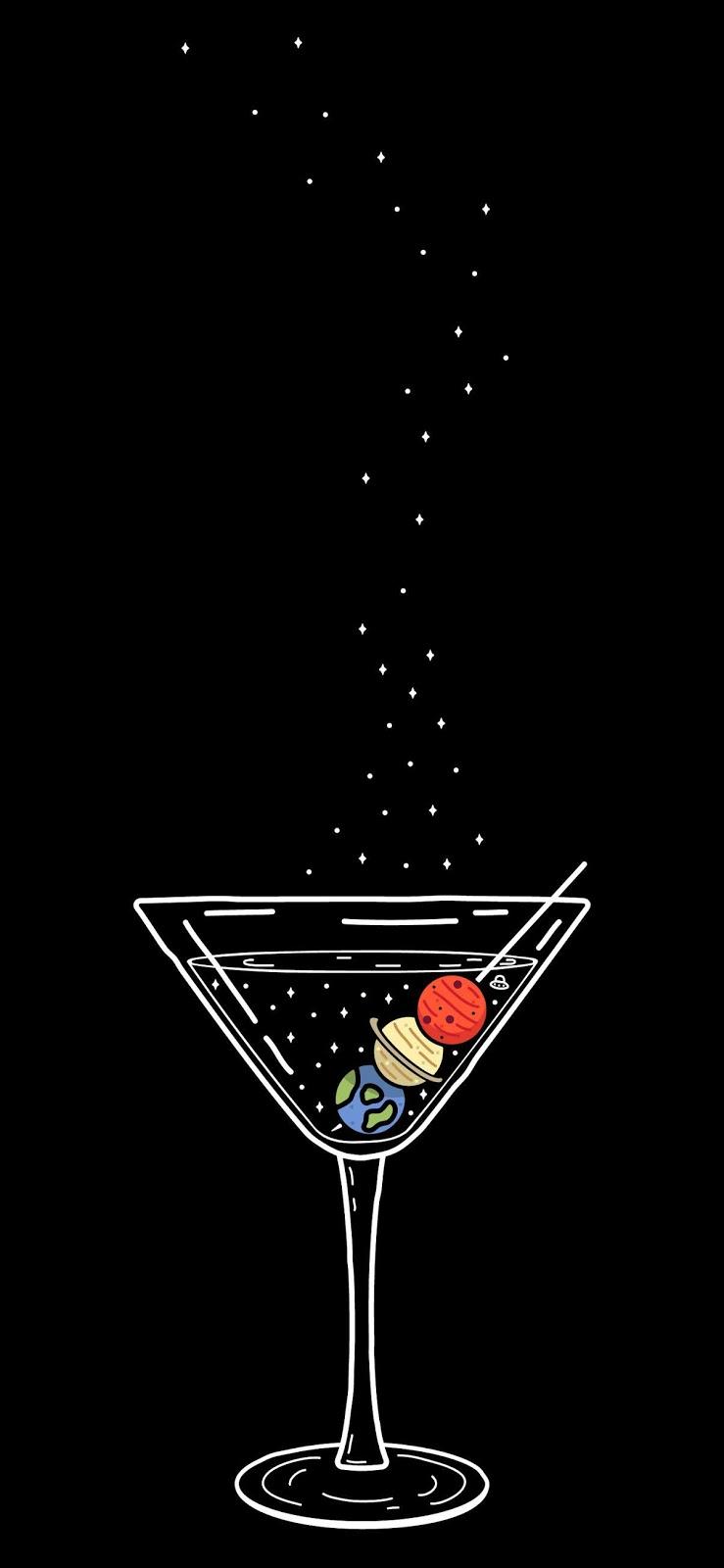 Cosmos drink