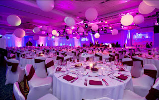 LARGE SCALE EVENTS: GRADUATIONS, BANQUETS AND CONFERENCES.