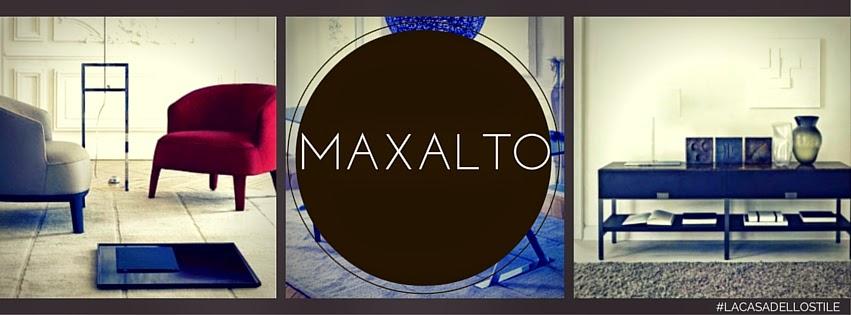 Maxalto il narratore del lifestyle la casa dello stile for Maxalto mobili