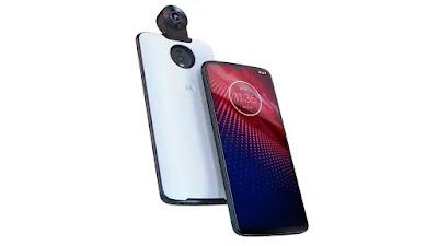 Moto Z4 launch, 48-megapixel camera