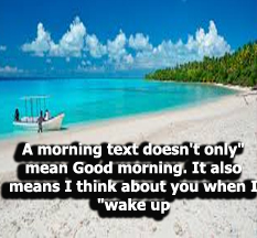 Download Free Beach Good-Morning-Evening quotes about life and sun rising - Lesson images