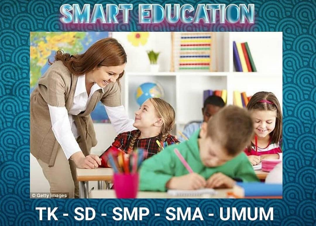 Bimbel SMART EDUCATION Membuka Kesempata. Bergabung Menjadi Tentor Freelance Area Kudus & Demak