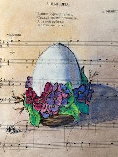 Пасхальное яйцо. Подарок на пасху.