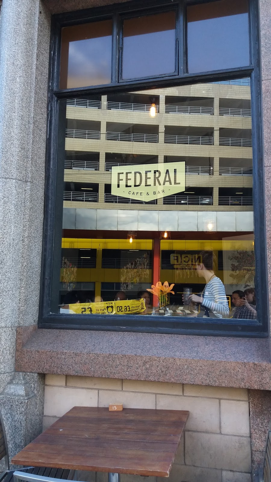 Federal Cafe Manchester