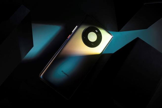 Huawei Mate40 Pro selfie camera