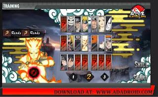 Naruto Senki Beta Version 1.0