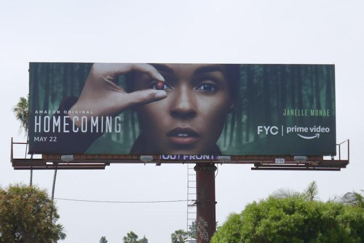 Homecoming season 2 billboard
