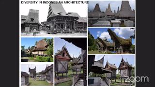 Arsitektur Nusantara Yori Antar