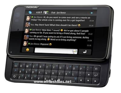 Nokia-N900-Firmware
