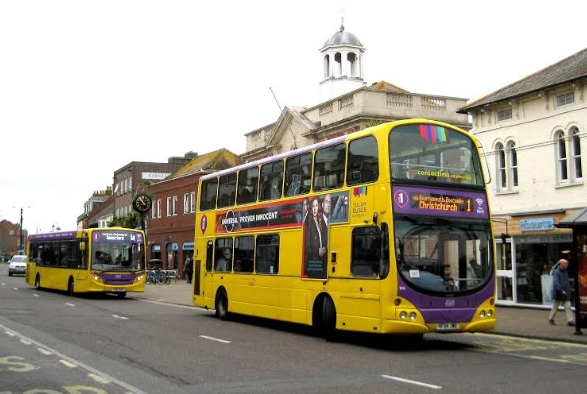 student yellow bus