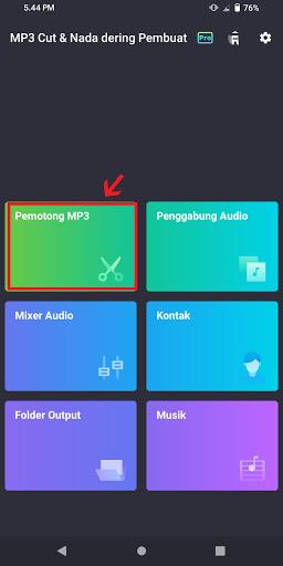 Cut Audio