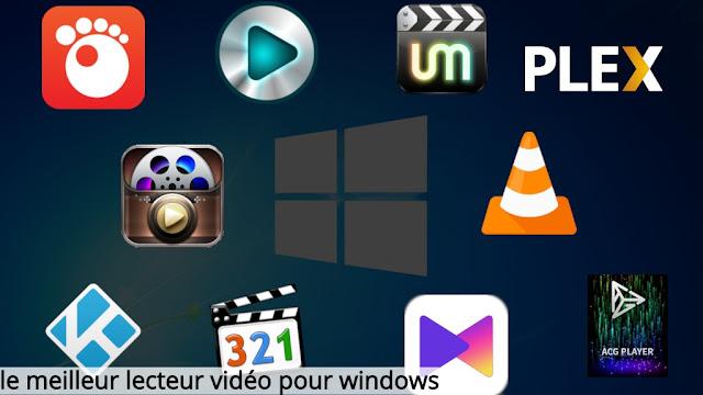 le meilleur lecteur vidéo pour windows