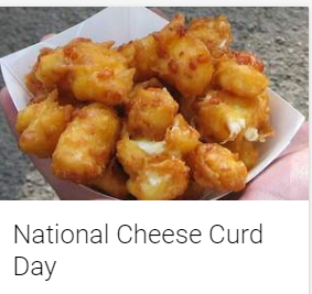 National Cheese Curd Day Wishes Beautiful Image