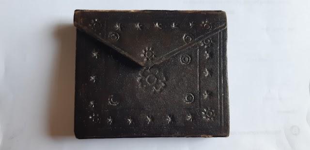 [Dijual] Barang antik, kitab bertuliskan huruf Arab dengan tinta emas (bertuah)