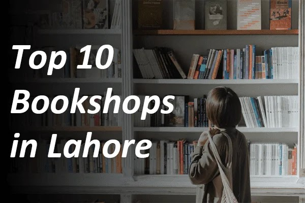 Top 10 Book Shops in Lahore