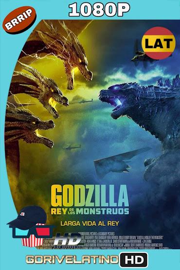 Godzilla II: El Rey de los Monstruos (2019) BRRip 1080p Latino-Ingles MKV