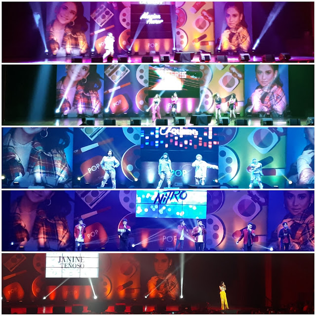 Sarah G and friends-   Marion Aunor, After 5, J-Queens, Nitro, Janine Tenoso,