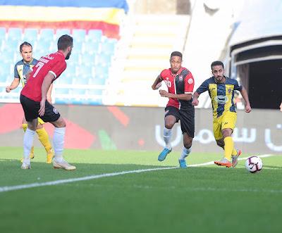 مشاهدة مباراة الرائد والحزم بث مباشر اليوم 22-11-2019 في الدوري السعودي