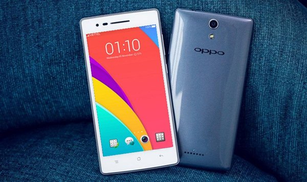 Oppo Mirror 5 Smartphone Unveiled – Reflects Oppo R1x