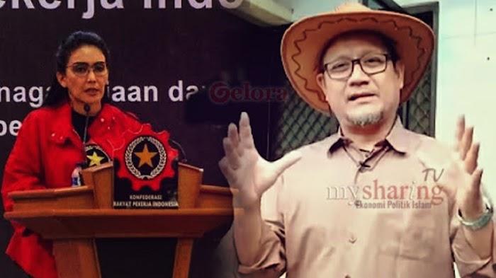 GNPF: Pencopotan Rieke Oneng Cuma Taktik Lunakkan Rakyat, Tetap Tolak RUU HIP!