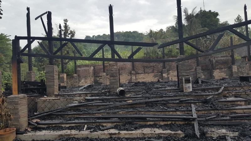 Balegede Arsitektur Julangapak Terbakar, Eka Santosa: BOMA Jabar Berduka