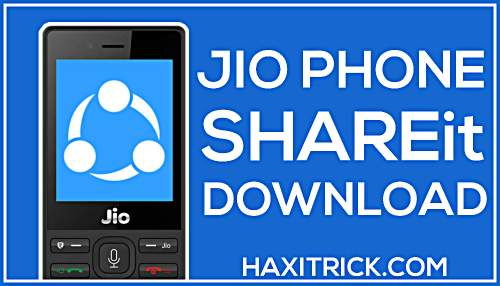 Jio Phone Me Shareit Kaise Download Kare Chalaye Hindi Me