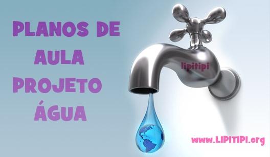 Planos de Aula Dia da Água Fundamental I