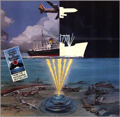 bermuda'da kaybolan gemi ve uçaklar