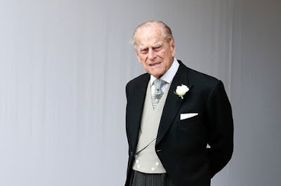 Pangeran Philip, Duke of Edinburgh, UK