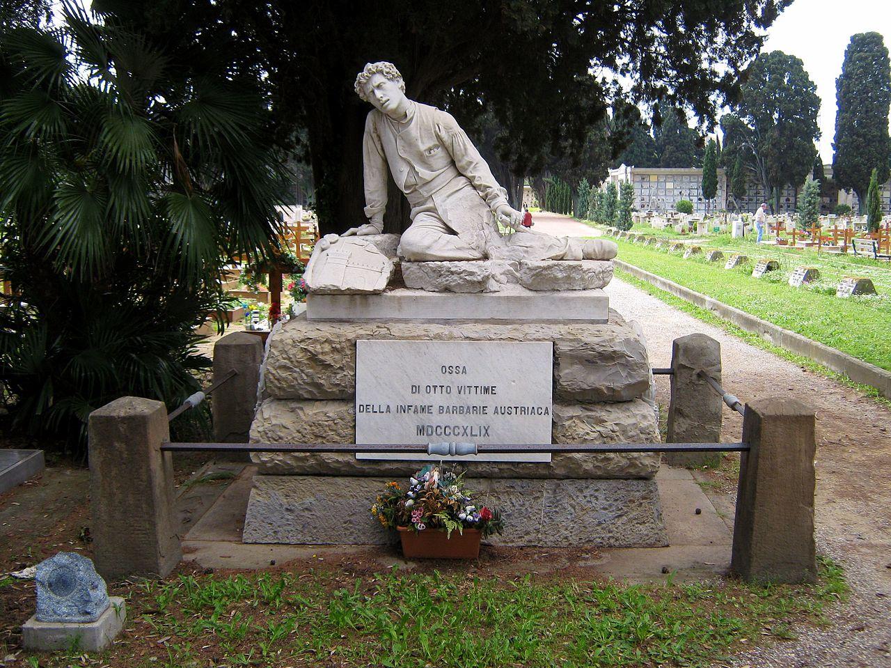 """""""La Cigna"""" Cemetery (Livorno, Italy)"""