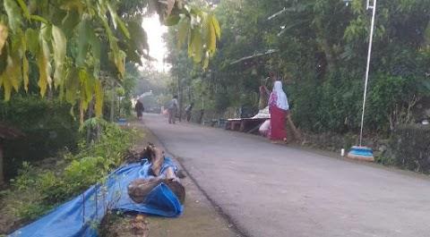 Kerja Bakti Bersih Desa Sebagai Wujud Implementasi Nilai Pancasila Sila Ke-3