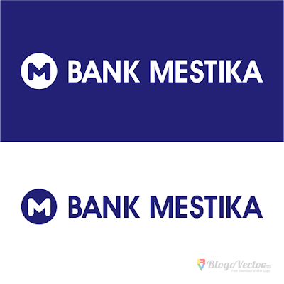 Bank Mestika Logo Vector
