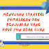 Menyusun Strategi Pemasaran yang Have Fun dijamin Cuan!